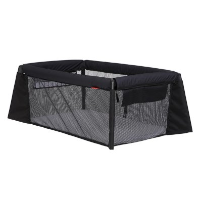 Couffin pour lit parapluie traveller noir Phil and teds
