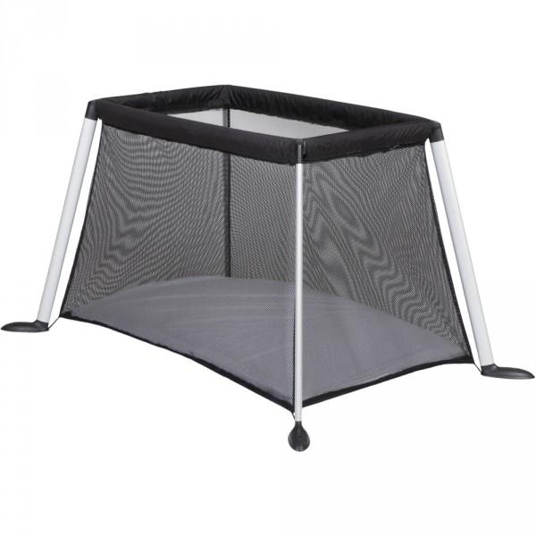 lit parapluie traveller noir version 4 5 sur allob b. Black Bedroom Furniture Sets. Home Design Ideas
