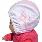 Bonnet de bain bébé vahiné 12-24 mois pas cher