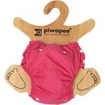 Couche lavable bébé d'apprentissage step in rose framboise 11-16 kg pas cher