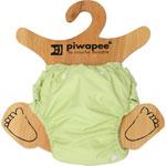 Couche lavable bébé d'apprentissage step in vert pistache 11-16 kg pas cher