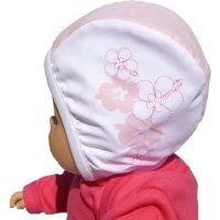 Bonnet de bain bébé vahiné 6-12 mois