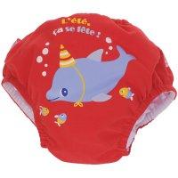 Maillot de bain bébé couche dauphin 4-8 kg