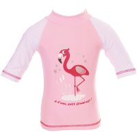 Tee-shirt anti-uv flamingo 24-36 mois