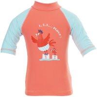 Tee-shirt anti-uv cocotte 6-12 mois
