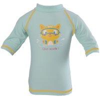 Tee-shirt anti-uv chaton 6-12 mois