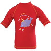 Tee-shirt anti-uv dauphin 12-24 mois