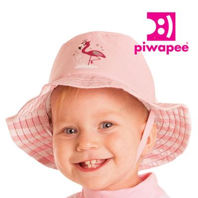 Chapeau flamingo 6-12 mois Piwapee