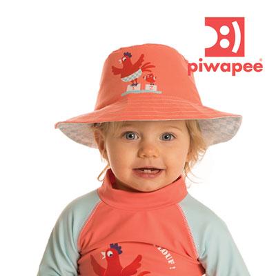 Chapeau cocotte 6-12 mois Piwapee