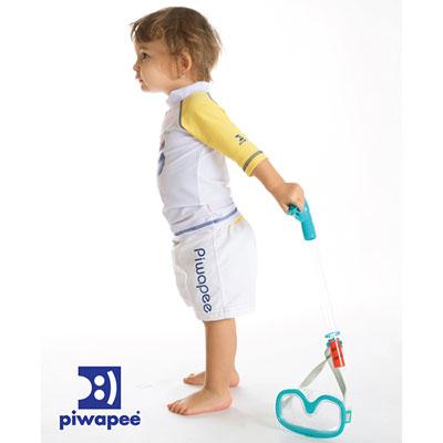 Tee-shirt anti-uv cachalot 24-36 mois Piwapee