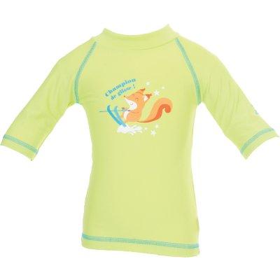 Tee-shirt anti-uv écureuil 3-6 mois Piwapee