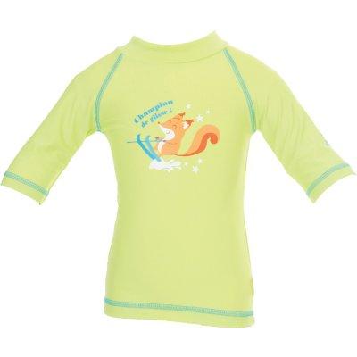 Tee-shirt anti-uv écureuil 24-36 mois Piwapee