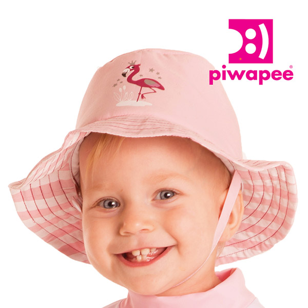 Chapeau bébé flamingo 3-6 mois Piwapee
