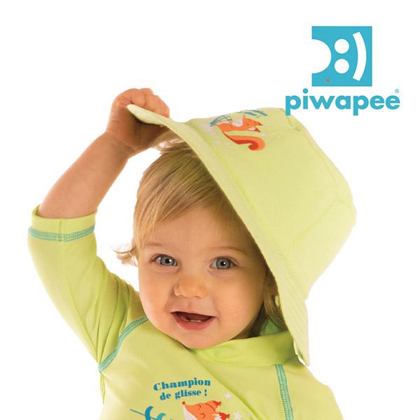 Chapeau bébé écureuil 6-12 mois Piwapee