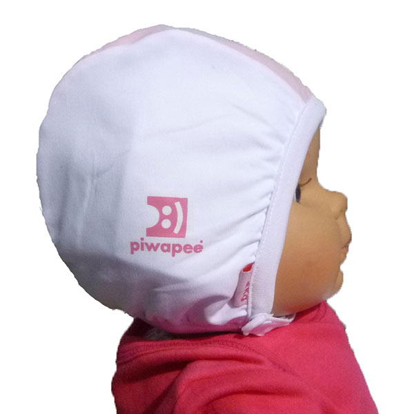 Bonnet de bain bébé vahiné 12-24 mois Piwapee