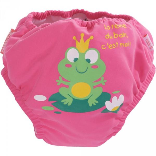 Maillot de bain bébé couche rainette 4-8 kg Piwapee