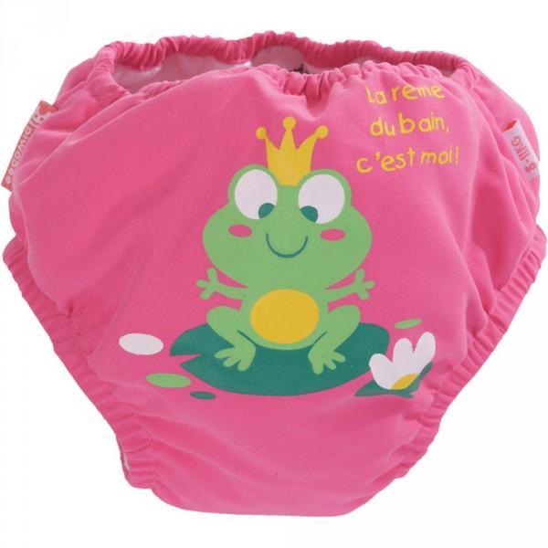Maillot de bain bébé couche rainette 11-14 kg Piwapee