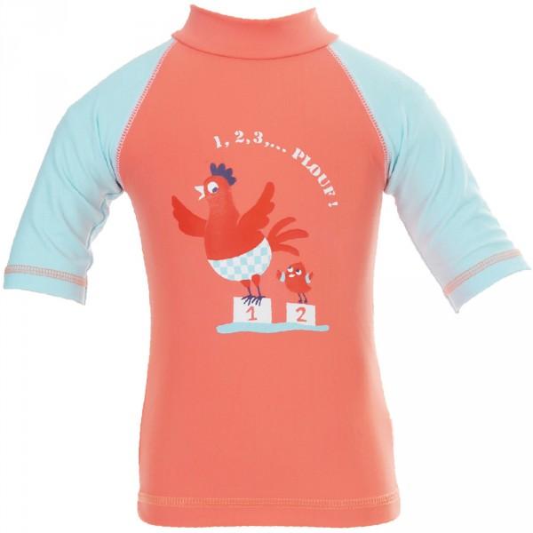 Tee-shirt anti-uv cocotte 24-36 mois Piwapee