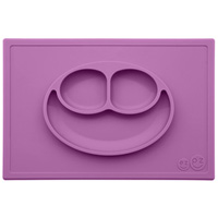 Assiette et set de table tout-en-un happy mat berry
