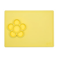 Set de table play mat yellow