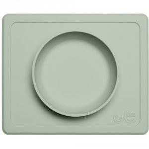 Mini bol avec set de table tout-en-un mini bowl vert amande