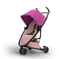 Poussette 3 roues zapp flex pink on blush
