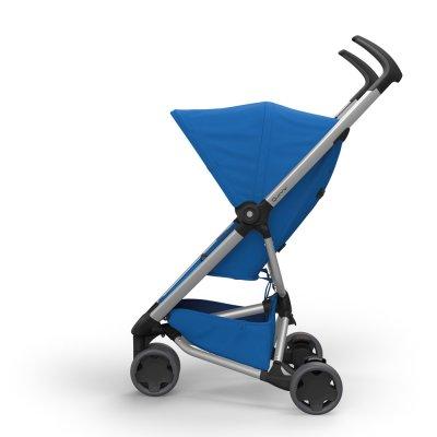 Poussette 3 roues zapp xpress all blue Quinny