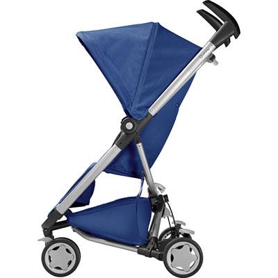 Poussette 3 roues zapp xtra 2 blue base 2016 Quinny