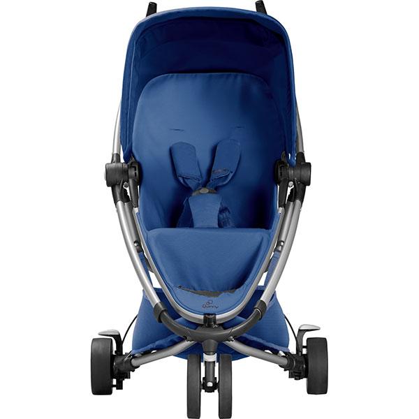 Poussette 3 roues zapp xtra 2 blue base 2015 Quinny