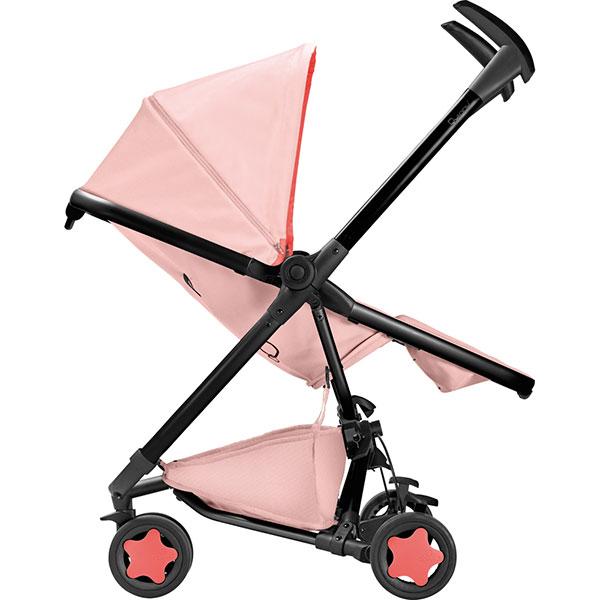 Poussette 3 roues zapp xtra 2 pink pastel 2015 Quinny