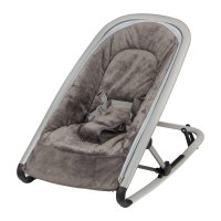 Transat relax zen velours dark grey