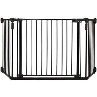 Barriere de sécurité pare-feu petit modele noir