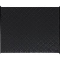 Tapis de parc matelassé 93x72.5cm dark grey