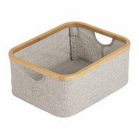 Panier de rangement pour meuble de bain smart