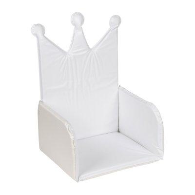 Réducteur de chaise couronne white Quax