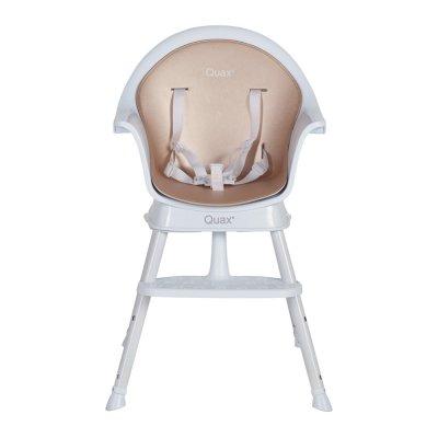 Chaise haute bébé evolutive ultimo 3 white Quax