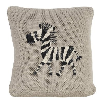Coussin tricot Quax