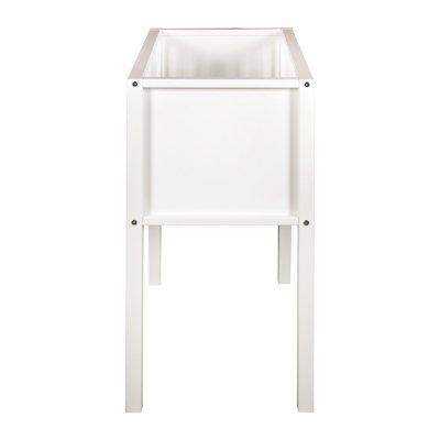 Berceau nordic 90x40 cm white Quax