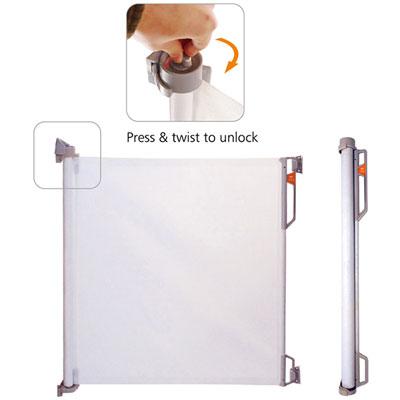 Barrière de sécurité compact milk 140cm Quax