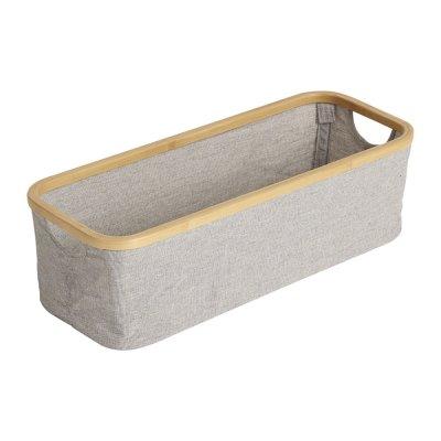 Panier de rangement pour meuble de bain et tables à langer quax Quax