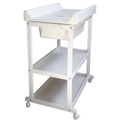 Table à langer white Quax