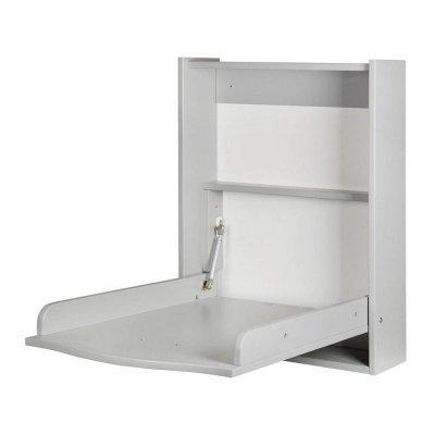 Table à langer murale griffin grey Quax
