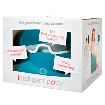 Pot bébé potty intelligent menthol Quax