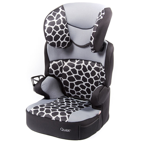 Siège auto befix sp groupe 2/3 girafe Quax