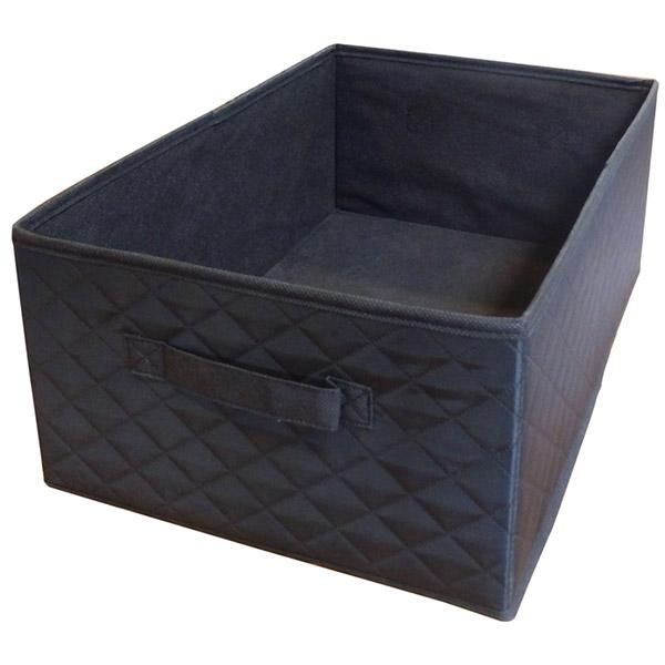 Panier matelassé pour meuble de bain Quax