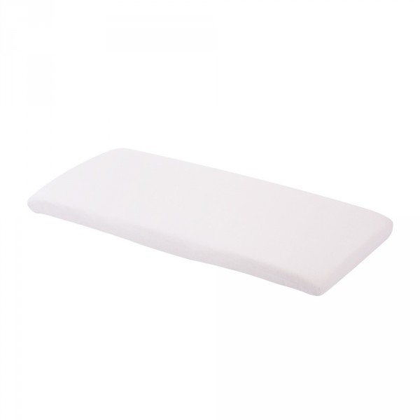 Drap housse 40 x 90 cm blanc Quax