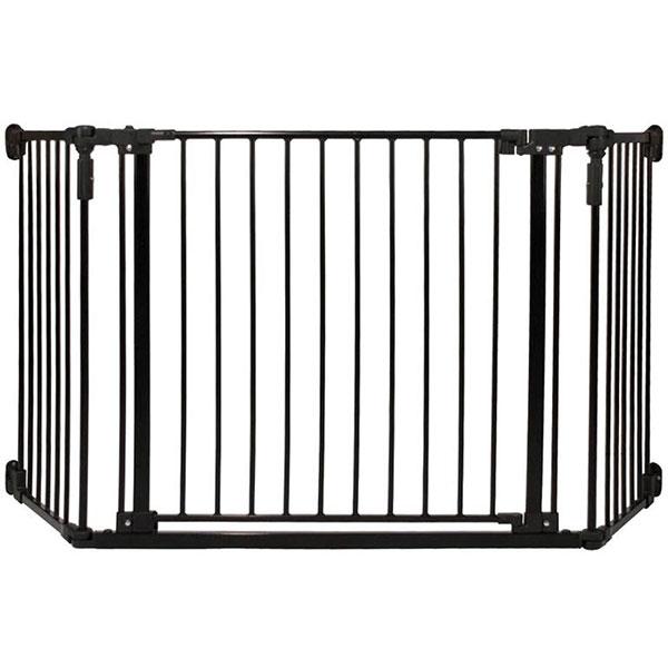 Barriere de sécurité pare-feu petit modele noir Quax