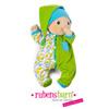 Pyjama vert pour poupée rubens baby Rubens barn