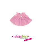 Robe rose pour poupée little rubens pas cher