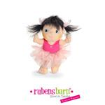 Poupée rubens mini ballerina bella 24 cm pas cher